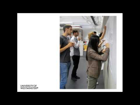 Architecture MA at University of Westminster Postgraduate Information Session
