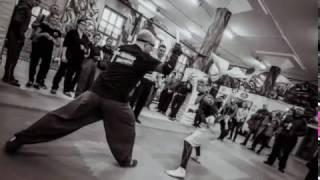 Спортивный ножевой бой в Перми