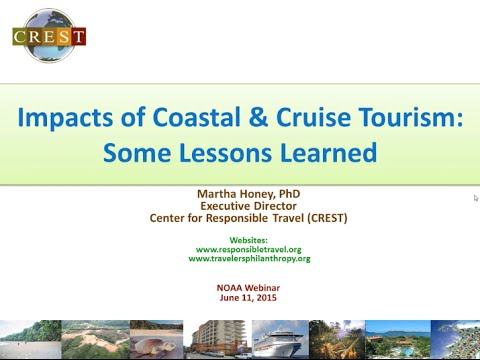 Lessons Learned: Impacts of Coastal and Ocean Tourism