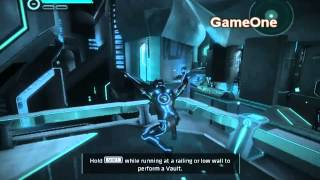 Tron Evolution HD GamePlay