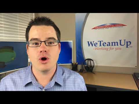 Sierra Dental Tool: Introducing WeTeamUp