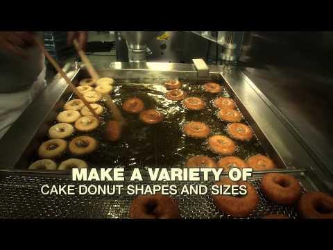 Making Donuts with Belshaw Open Kettle Fryers