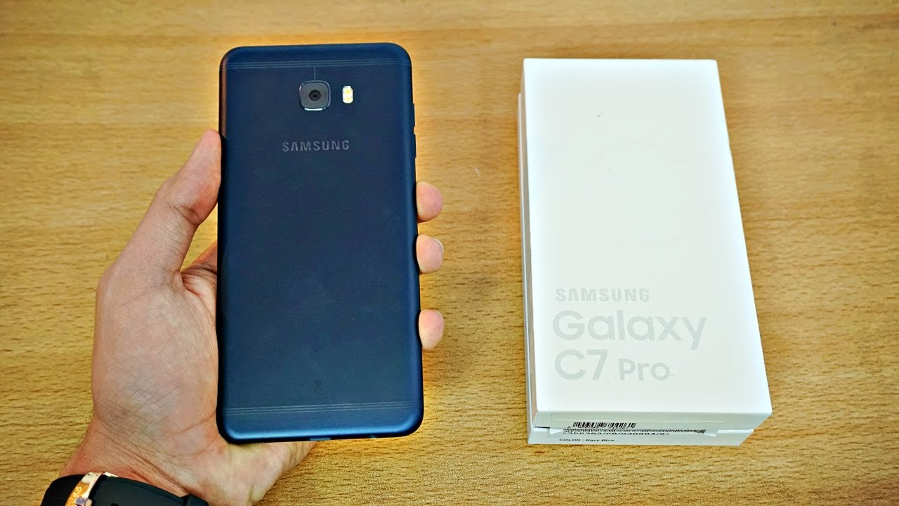 Image result for samsung galaxy c7 pro unboxing