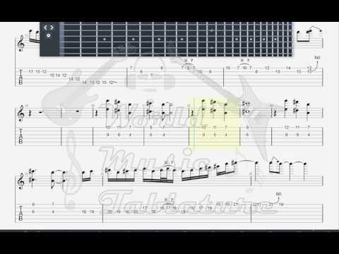 Friedman, Marty   Rock Box GUITAR 1 TAB