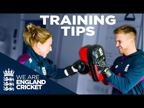 Train and Eat Like England's Best! | Batting, Keeping, and Nutrition Tips | Vitality Fit 4 Cricket