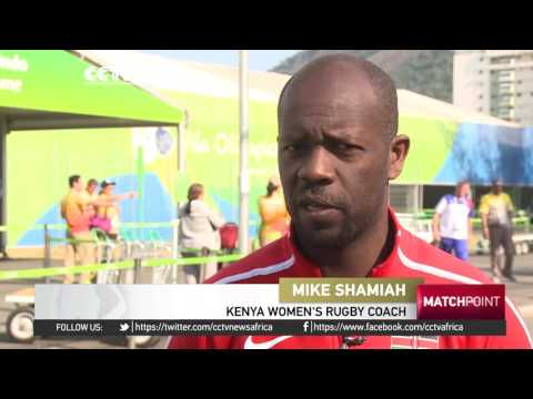 Kenyan women Rugby team optimistic of their chances at the olympics