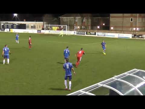 Lowestoft Town 0-2 Folkestone - second half - part 2