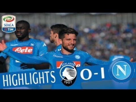 Atalanta - Napoli 0-1 - Giornata 21 - Serie A TIM 2017/18