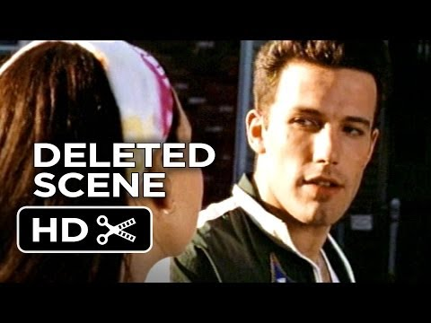 Good Will Hunting Deleted Scene - Skylar And Chuckie Talk (1997) - Matt Damon Movie HD