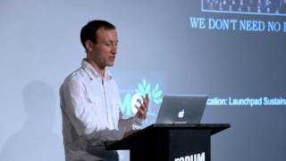 James Phillips-ZDAY Berlin 2015: Launchpad sustainability