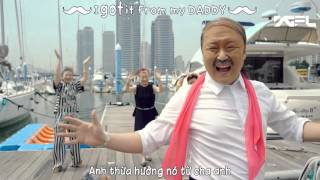 [VIETSUB] DADDY - PSY ft. CL MP3