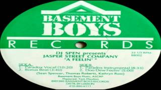 "DJ Spen Presents Jasper Street Company - ""A Feelin""  (Paradox Vocal)"