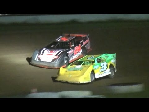 RUSH Crate Late Model Feature | McKean County Raceway | 8-18-16