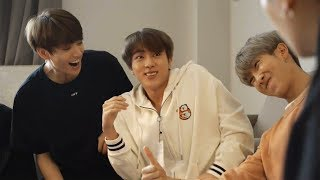 BTS TRY NOT TO LAUGH P.21