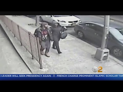 Duo Accused In Robbery OI 73-Year-Old Woman In Harlem