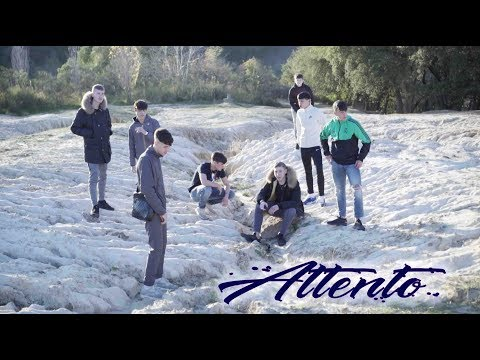 GORDON P X ASER - Attento (ft.Target) (OFFICIAL VIDEO)