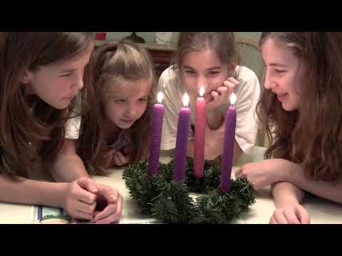 Advent Candle Kit Promo