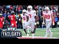 Film Session: Dwayne Haskins Preps for Northwestern | Ohio State | Big Ten Football