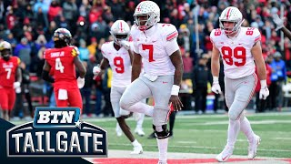 Film Session: Dwayne Haskins Preps for Northwestern | Ohio State | Big Ten Football
