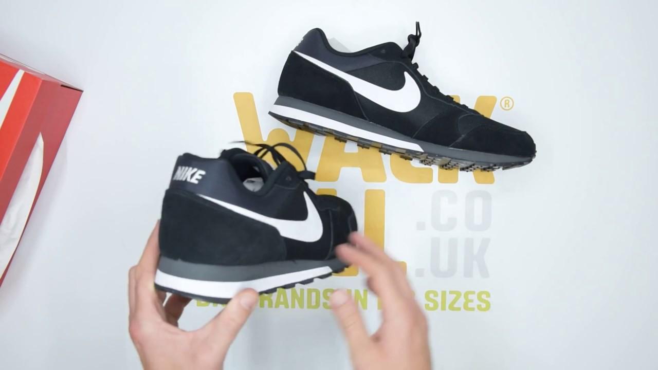 sneakers homme md runner 2 suede nike