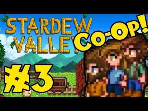 STARDEW VALLEY: Co-Op Multiplayer! - Episode 3
