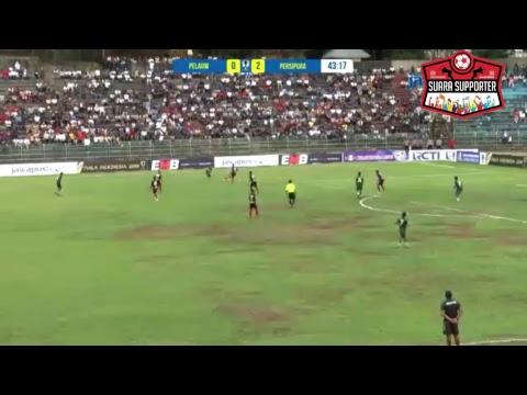 Piala Indonesia   Pelauw Putra Vs Persipura Jayapura