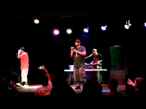 Tha Alkaholiks - DAAAM! - Live 2013 Tampa, FL