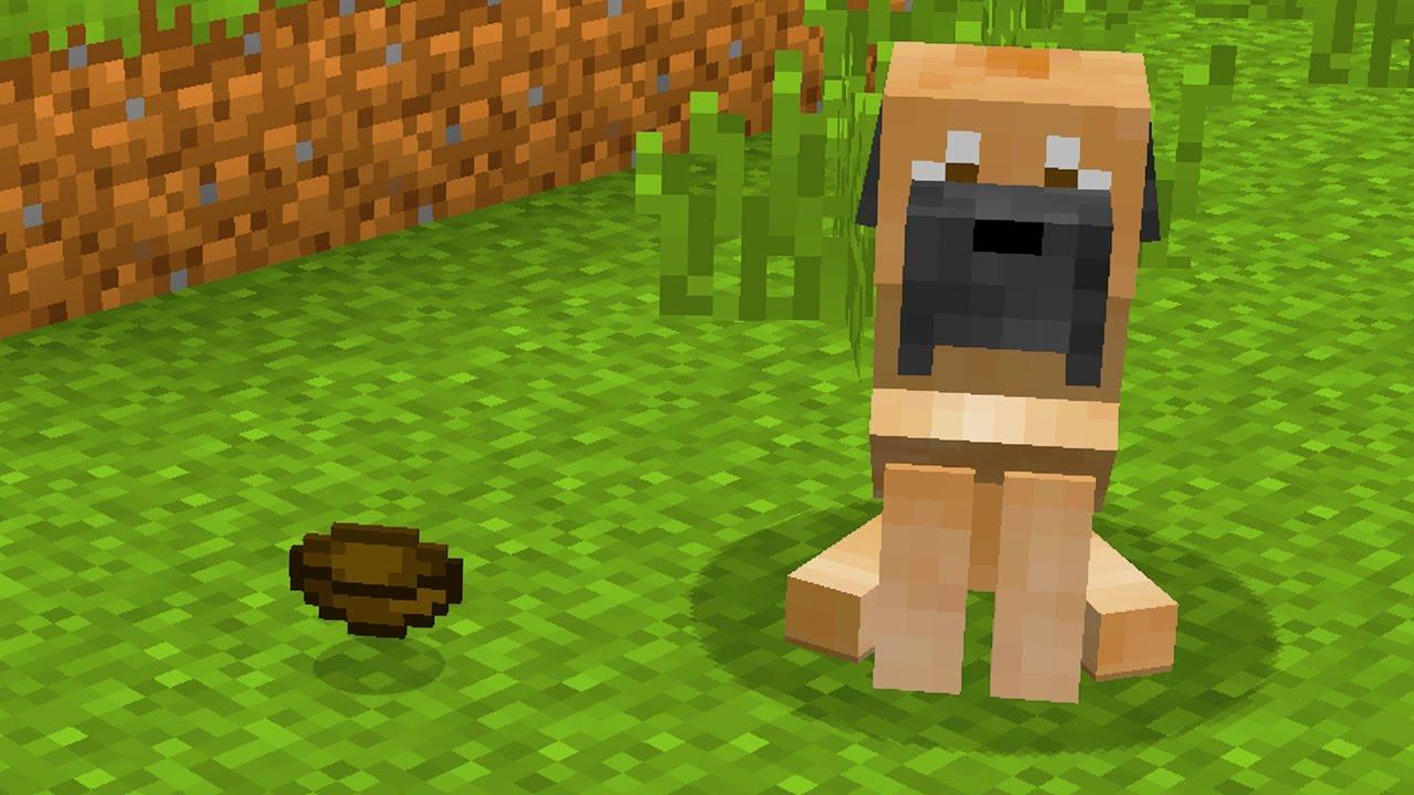 Nowe Psy W Minecraft Youtube