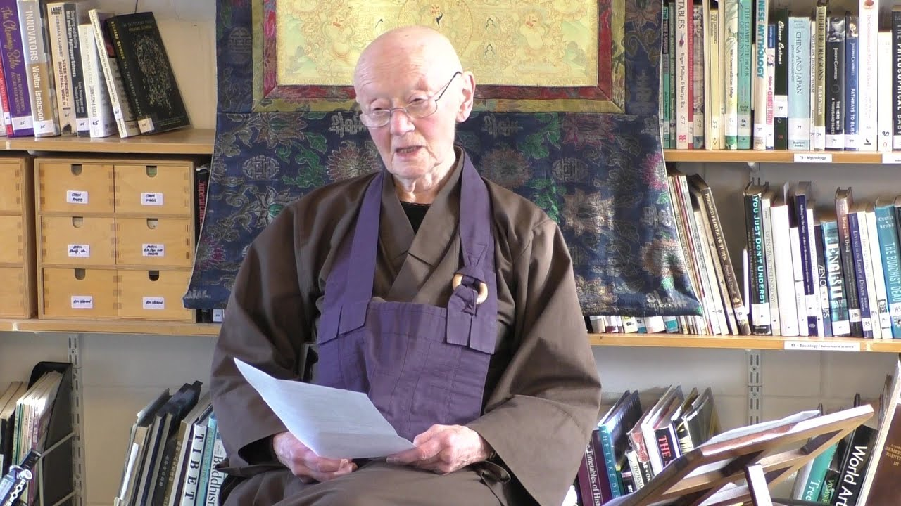 Download Rev Master Leandra: Bodhidharma, Talk 3