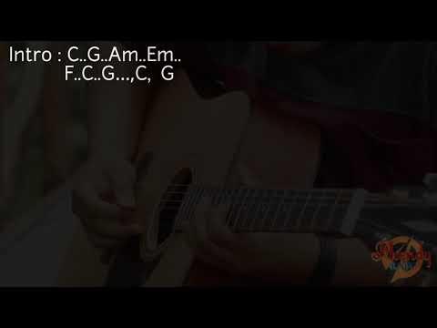Lirik dan Chord Guyon Waton- Ora Masalah