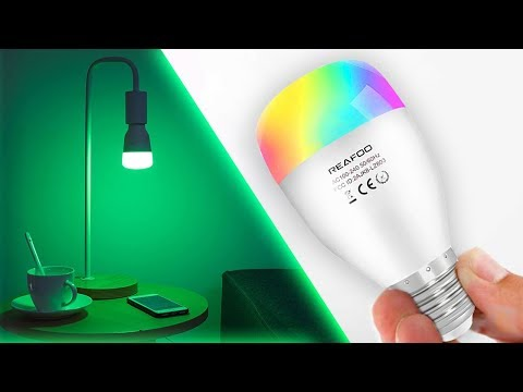 💡💡 Prueba bombillas inteligentes wifi BARATAS y Como configurarlas con Smart Life 💡💡 from YouTube · Duration:  4 minutes 21 seconds