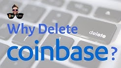 Why You Should #DeleteCoinbase