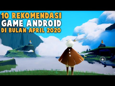 10 Rekomendasi Game Android Terbaik Bulan April 2020