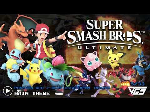 All Pokémon Songs | Super Smash Bros. Ultimate | OST | 33 Tracks