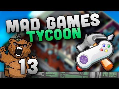 O último jogo | Mad Games Tycoon #13 - Gameplay Português PT-BR Software Dev