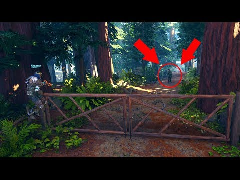 EXTREMELY SNEAKY HIDING SPOT OUTSIDE THE MAP?!?!?! HIDE N' SEEK ON BLACK OPS 3