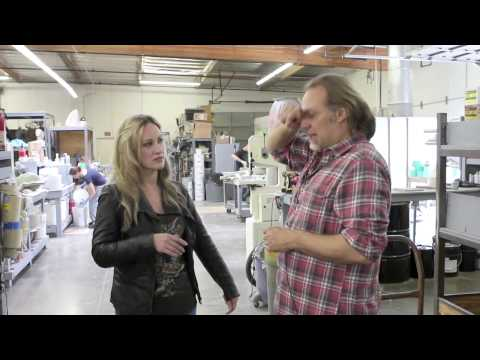 KNB with Greg Nicotero, The Walking Dead  Craft Truck  Meet Your Makers  S01EP04