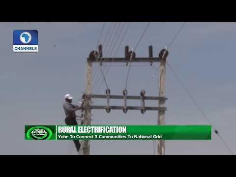 Rural Electrification: Yobe To Connect 3 Communities To National Grid
