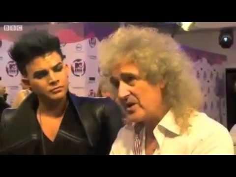 Interview: Queen and Adam Lambert - 6 November 2011