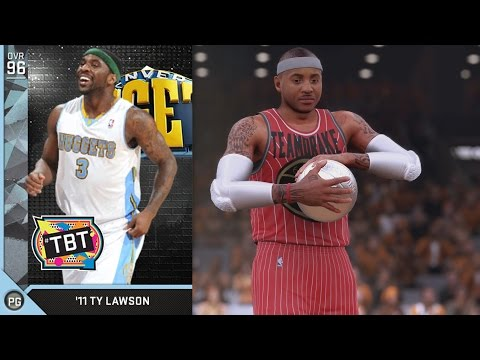 NBA 2K16 PS4 My Team - Diamond Ty Lawson Is Out!