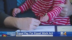 Equal Pay For Equal Work Act Signed Into Law