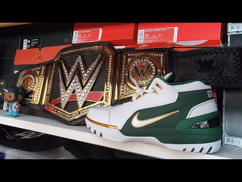 55508d9c617dd Nike Air Zoom Generation SVSM Review and On Feet!