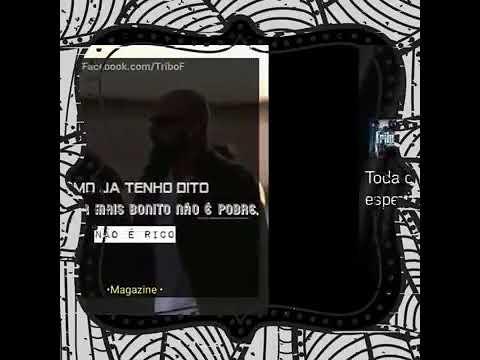 Frases De Rap Do Tribo Da Periferia