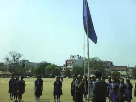 Bharat Scout and Guide Flag Down 2015  YouTube