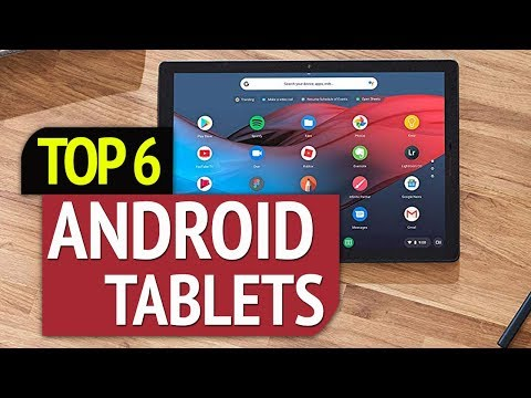 BEST ANDROID TABLETS! (2020)
