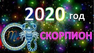 ♏СКОРПИОН♏. ❄️ ☀️ 2020 год