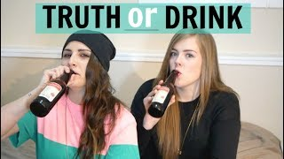 TRUTH OR DRINK - I Suck In The Bedroom? | Willow Faith