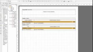 FastReport Интерактивные отчеты ЦАБС