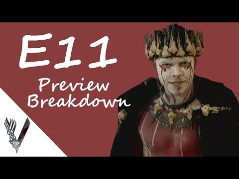 Vikings Season 5 Episode 11 P/PROMO Breakdown  New Season