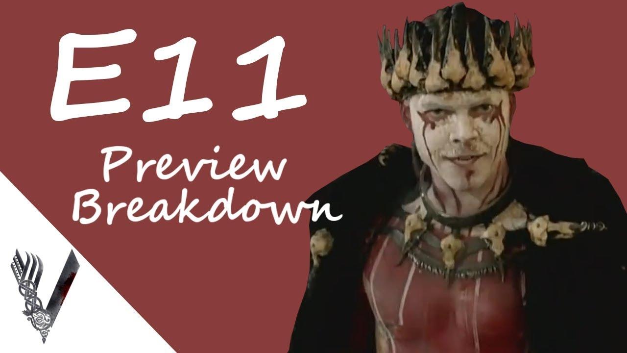 Vikings Season 5 Episode 11 PREVIEW/PROMO Breakdown   New Season